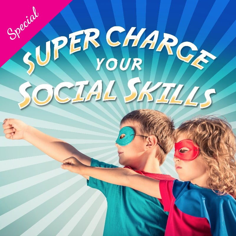 Super Charge Your Social Skills Workshop by Empowered Kids Occupational Therapists Gold Coast